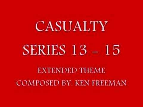 Casualty Extended Theme from Series 15