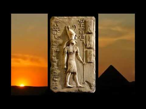 Amun Ra's Anthem to the Rising Sun - Ancient Egyptian Music - from the CD Tears of Isis