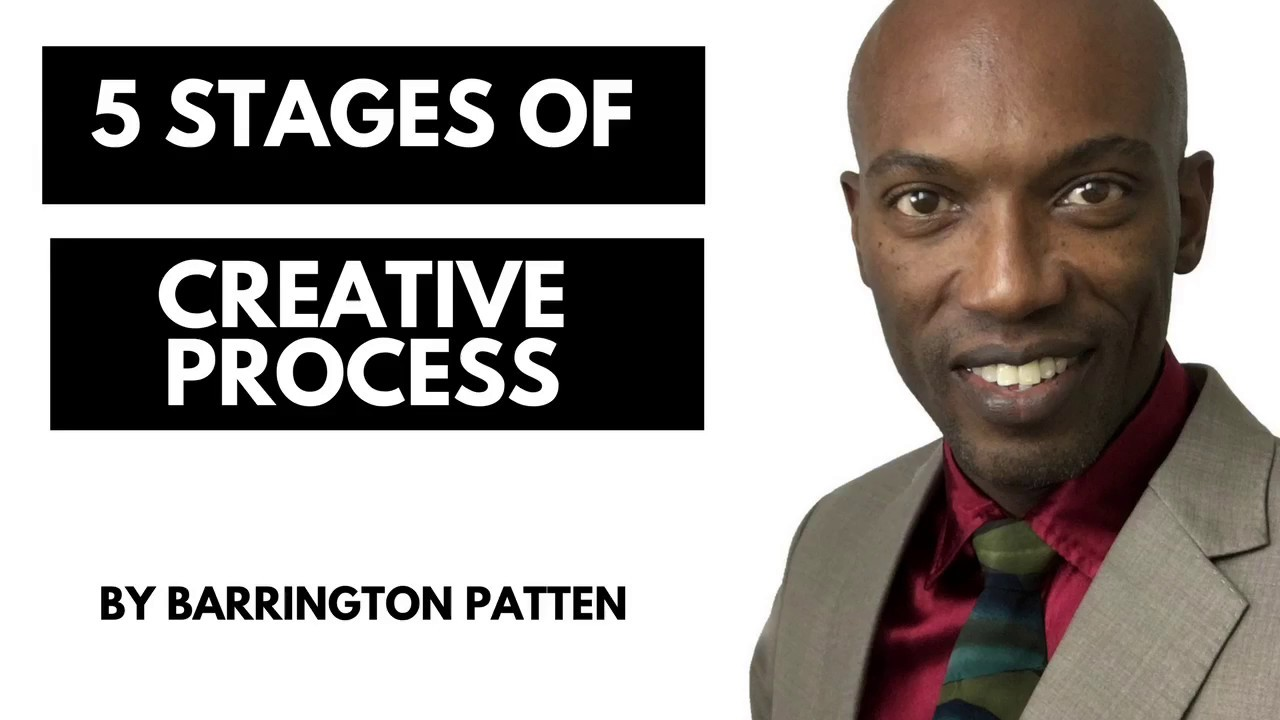 the definition of creativity and the stages of the process of creation The four stages of creativity in this book wallace theorizes that the creative process comes in four stages of creative thinking the four stages are:.