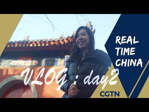 'Real Time China' Day 2 Vlog: A Tour Around Hebei Province