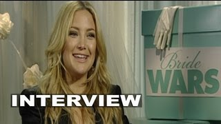 Bride Wars: Kate Hudson Interview