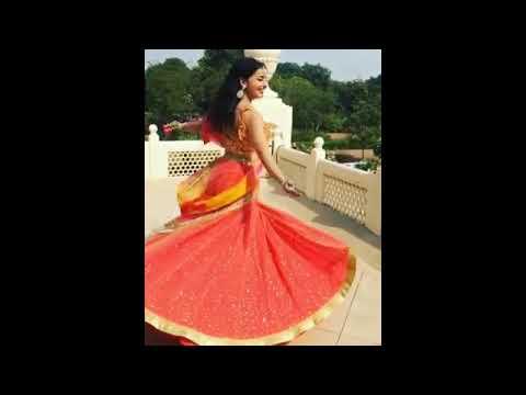 shrenu parikh dance of rajasthani song ghumar..