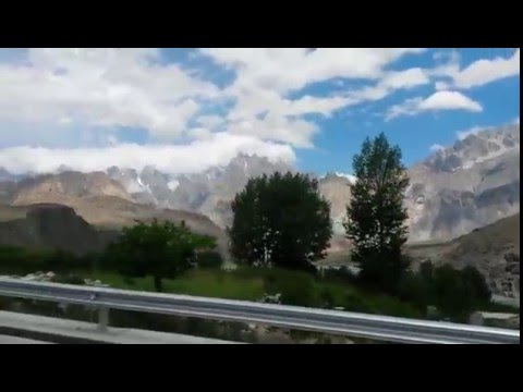 Gilgit and Fairy Meadows Tour