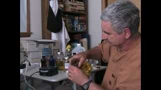 How to turn Ionic Silver into a true Colloidal Silver