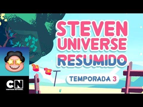Steven Universe Resumido: Temporada 3, Parte 4 | Steven Universe | Cartoon Network