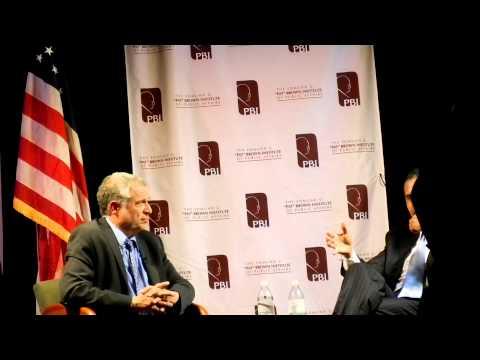 Mayor of Los Angeles Antonio Villaraigosa' conversation at Cal State LA pt.2