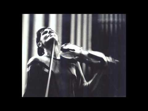 VANYA MILANOVA PLAYS MENDELSSHON VIOLIN CONCERTO