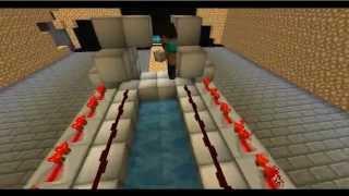 Le Canon Double à TnT(INÉDIT),Nouveauté Minecraft