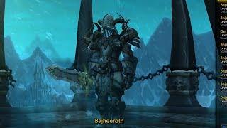 Bajheera - 8.1 Unholy DK / Resto Druid 2v2 Arena - WoW BFA S2 Death Knight PvP