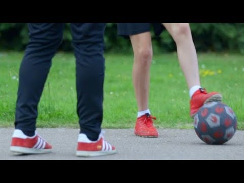 Learn this Crazy Street Football skill? - Easy Man ATW Akka Panna