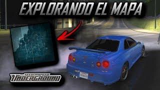 Mundo Abierto en Need For Speed Underground