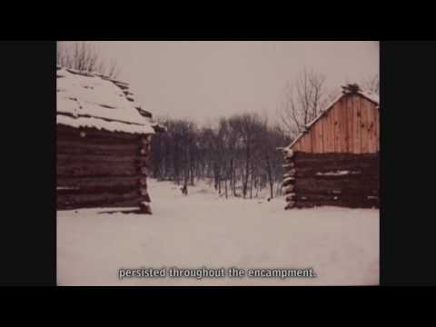 Valley Forge: A Winter Encampment
