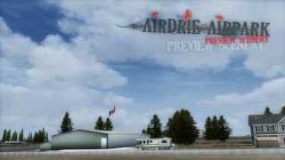 Airdrie airpark preview