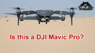DJI Mavic Pro Clone CFly Obtain 3 axis gimbal 1080P HD Camera