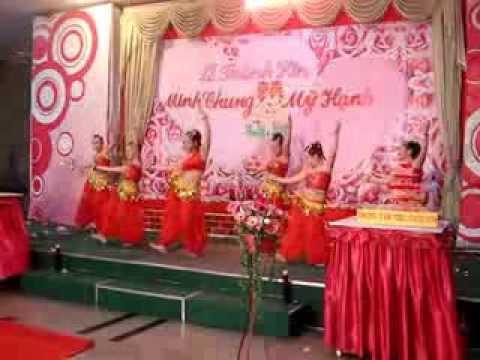 Vũ điệu phương đông, nhóm múa Thiên Thần