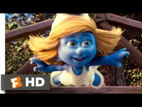 the-smurfs---welcome-to-smurf-village-|-fandango-family