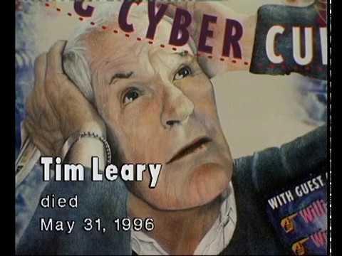 Luc Sala met Hans Plomp over Tim Leary 31mei2000