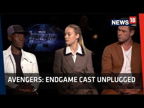 Avengers: Endgame    Chris Hemsworth, Scarlett Johansson On Most Emotional Co-star & More