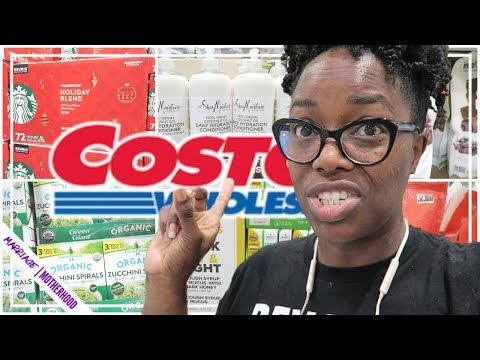 🚨 NEW COSTCO HAUL OCT 2019 Fall 🍁 COSTCO SHOP WITH ME And Grocery Haul