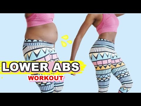 e1e52b582d97 5 MIN LOWER ABS EXERCISES