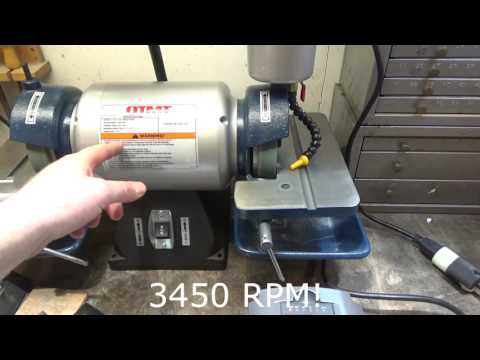 QTR 06 110V Single Phase Variable Frequency Drive