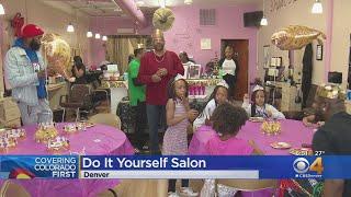 DIY Hair Salon Hosts Classes T…