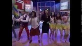 Goyang Oplosan Super Girlies dan Olla Ramlan Seksiii Banget !!!