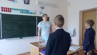 """урок русского языка в 3 классе по теме """"Предлоги"""""""