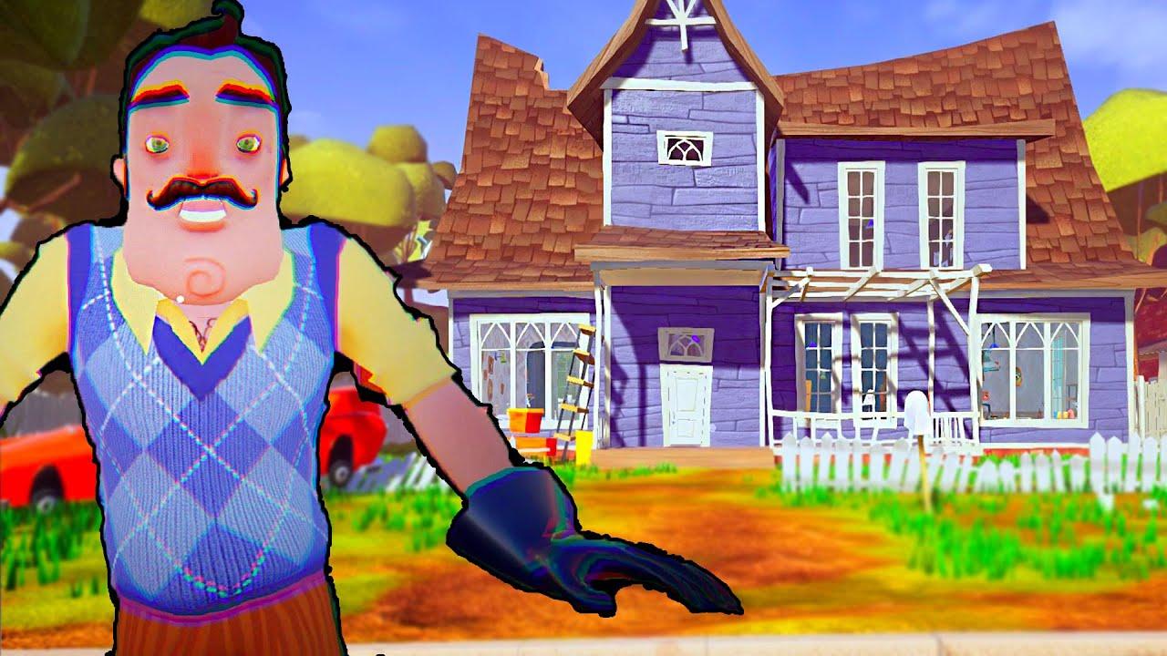 мастер привет сосед дом соседа картинки домашних самым поразительным