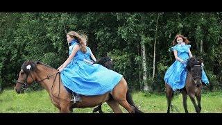 Почти уничтоженная Вятская порода Лошадей Возрождается в Русских поселениях и Родовых поместьях