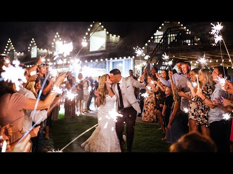 Colton + Kylie Sandoval Wedding Highlights