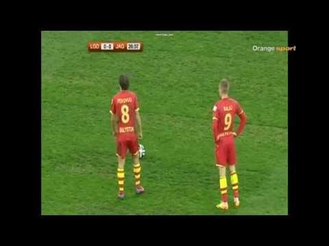 Bekim Balaj | Lechia Gdańsk 1-1 Jagiellonia Białystok | AMAZING GOAL