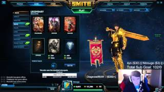 Why I left Eager & Future Plans for PC Smite Season 3