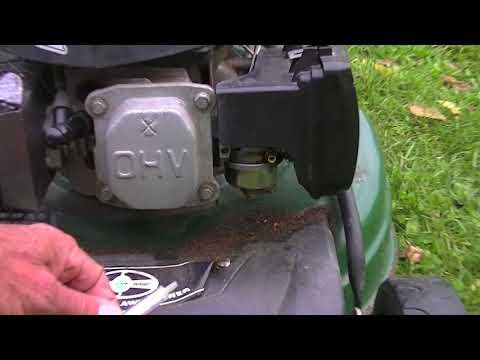 Lawnmower Primer Bulb Hack