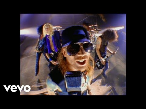 Guns N' Roses - Garden Of Eden (Without Paper Version)