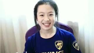 PHOTO ZHANG JING JING TAEKWONOD GIRL CHINA