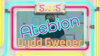 5am5 Dydd Gwener - Atebion