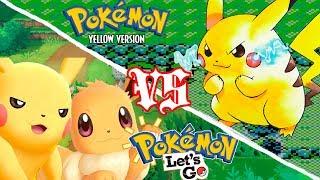 Pokémon Yellow (Video Game)