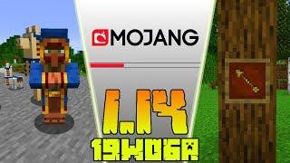 Minecraft 1.14: [Snapshot 19w06a] Co Nowego? Pasek Wczytywania, Poprawki!