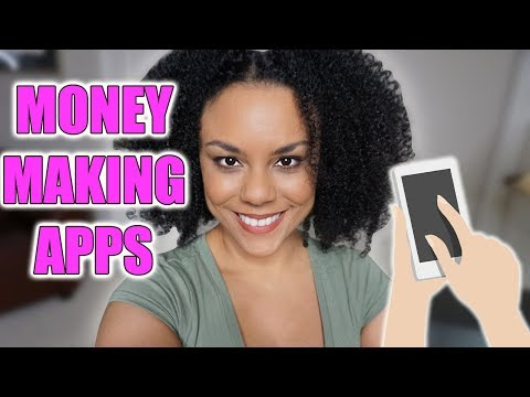 5 Apps To Make Money From Your Phone! (2020)