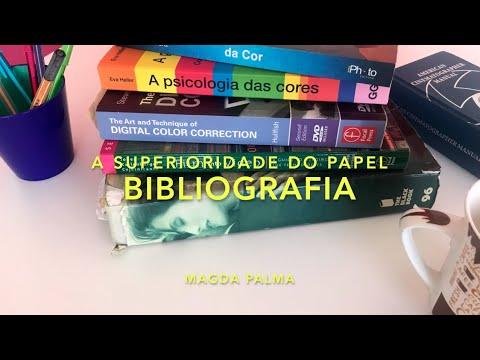 Superioridade Do Papel:Bibliografia