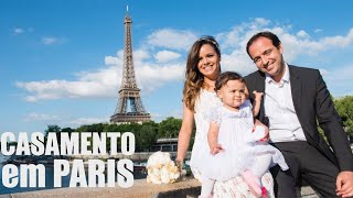 CASAMENTO DA MAMAE EM PARIS | RÊ ANDRADE