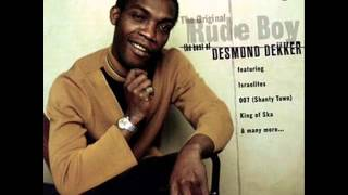 Desmond Dekker - Honour Your Father And Mother