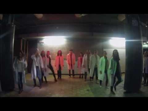 UCL Pharma - FULL TIME (evolution of dance)