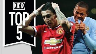 Top 5 Manchester Flops