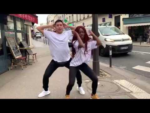 Burna Boy - On The Low Dance Couple @badgyal & @lucacilluffo