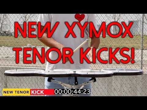 NEW Xymox Tenor Kick! | The New Way To Practice Tenors!