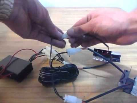 x led strobe light wiring video 4x3 led strobe light wiring video