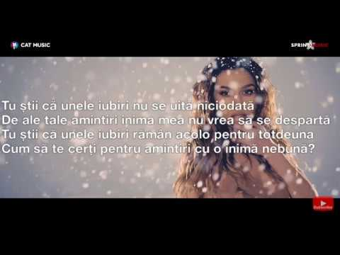Dj. Project feat. MIRA - Inimă nebună (versuri/lyrics)