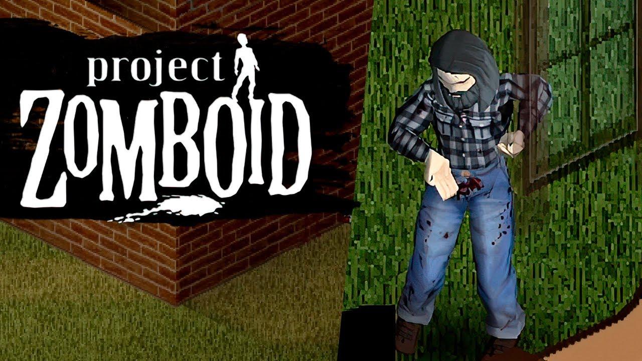 НАУЧИЛСЯ ВЫЖИВАТЬ — Project Zomboid #2